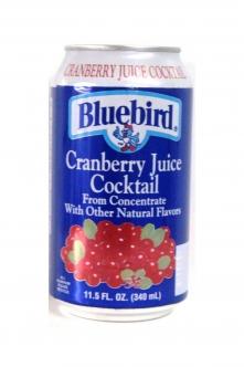 Blue Bird Cranberry COCKTAIL