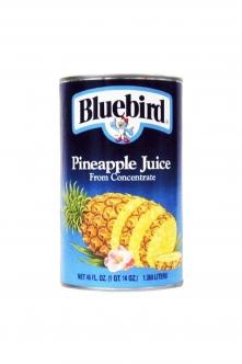 Blue Bird Pineapple Juice